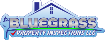 The Bluegrass Property Inspections logo