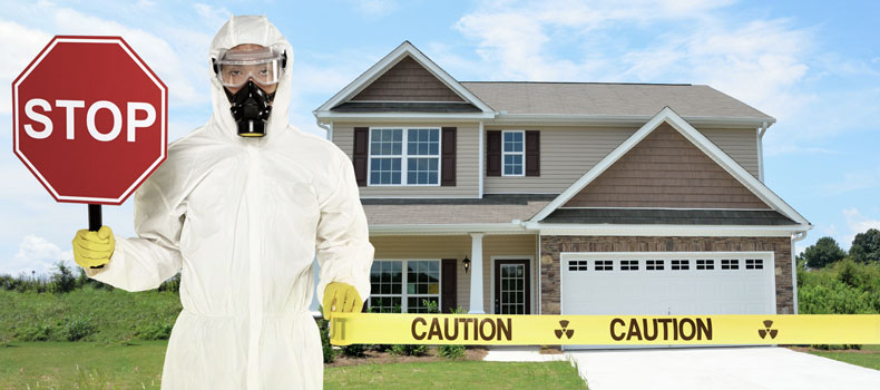 Have your home tested for radon by Bluegrass Property Inspections
